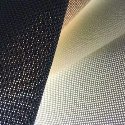 Matière et tissus microperforé. Luminaires respectueux de l'environnement fabriqué en France. Made in France et eco-conçu